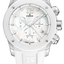 Edox Uhren Class-1 Damenuhr Chronolady 10411 3B NAIN