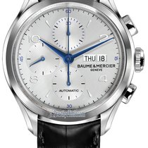 Baume & Mercier Clifton Chronograph Day Date 10123