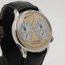 F.P.Journe Chronometre a Resonance - platinum 38mm - full set