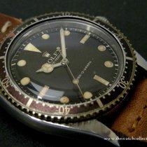 Rolex Vintage: Very Rare Tropical Vintage Turn O Graph So...