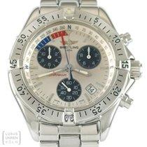 Breitling Uhr Colt Chrono Transocean Edelstahl   Ref. A530401