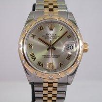 Rolex Datejust 31mm Diamond Lady