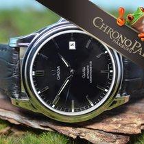 Omega 39,5mm De Ville Co-Axial Escapement Automatik Chronometer