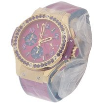 Hublot 341.VV.7389.LR.1205.POP15 Big Bang Pop Art in Yellow...
