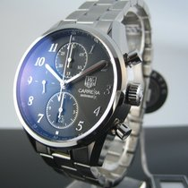 TAG Heuer Carrera Heritage Chronograph CAS2110.BA0730 Ungetragen