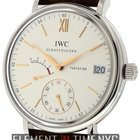 IWC Portofino Collection Portofino Hand Wound Eight Days 45mm...