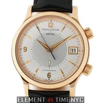 Jaeger-LeCoultre Master Control Master Memovox 18k Rose Gold...