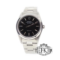 Rolex Air-King | Stainless Steel Black Dial | 14000M Airking