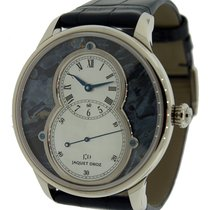 Jaquet-Droz Gents Grande Seconde Pietersite LE Watch  -...
