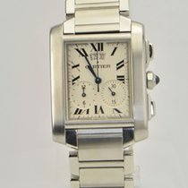 Cartier Tank Francaise Chronograph Date REF:W51024Q3 STYLE #:...