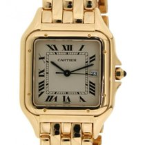 Cartier Panthère W25014b9, 27mm In 18kt Yellow Gold