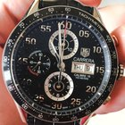 TAG Heuer 43mm Carrera Calibre 16 Day Date Chronograph