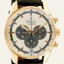 Zenith El Primero Chronograph Rose Gold Limited Edition 1/10...