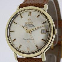 Omega Constellation Chronometer Goldcape 168.004 - 63 Automati...