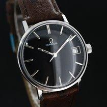 Omega Black Dial Caliber 613 Handaufzug aus ca.1960 Super Zustand