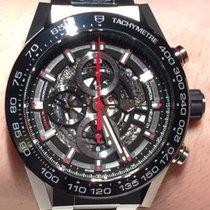 TAG Heuer Carrera Chronograph Calibre Heuer 01 Ref. CAR2A1W.BA...