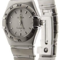 Omega Constellation Stainless Steel 23mm Watch