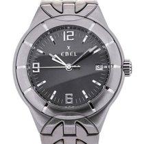 Ebel Type E 42 Grey Dial