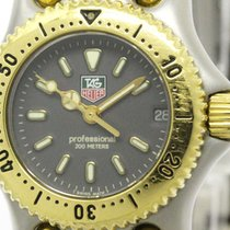 TAG Heuer Sel Professional 200m Gold Plated Steel Ladies Watch...