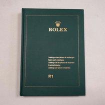 Rolex R1 Spare Parts Catalogue 2001