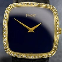 Piaget 9772 Mens Diamond 18k Solid Gold Manual Wind Luxury...