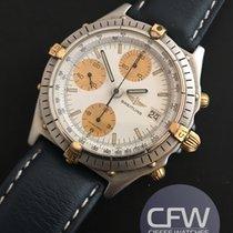 Breitling Chronomat white dial