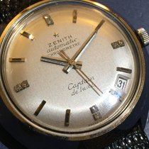 Zenith Captain De Luxe Chronometre white gold 18 kt Diamond