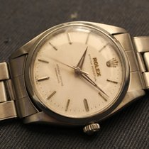 Rolex oyster perpetual OCC dial, single swiss, rivited bracelet