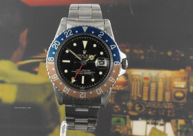 Rolex GMT
