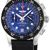 Breitling Skyracer Raven Blue Dial Mens Watch A2736423-C804BKRBD