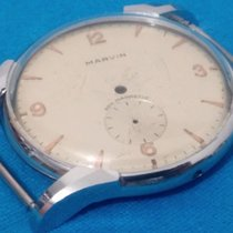 Marvin Swiss Non Magnetic 334079 Complete Steel Case & Dial