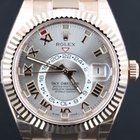 Rolex Sky-Dweller All rose gold and rose gold dial full set