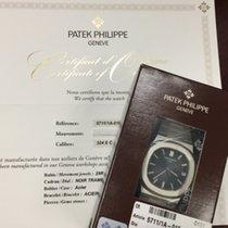 Patek Philippe Ref# 5711, Nautilus, blue dial