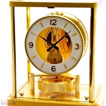 Jaeger-LeCoultre ATMOS Stainless Steel Gold Plated Bj-1977