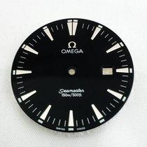 Omega Black Dial Seamaster Aqua Terra 150m/500ft Qtz
