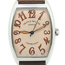 Franck Muller Casablanca Automatic with Leather Strap - 12...