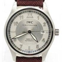 IWC Pilot Mark Xvi Flieger Automatic Watch Iw325502 Spitfire 16