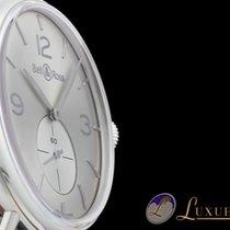 Bell & Ross Vintage Argentium Silber mit Silber Zifferblat...