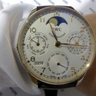 IWC Portuguese Perpetual Calendar Moonphase Pink Gold - IW502306