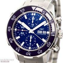 IWC Aquatimer Chronograph Ref-IW376710 Stainless Steel Qaboos...