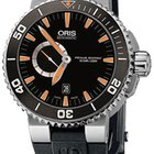 Oris Aquis Small Second 743.7673.4159.RS