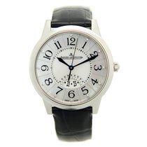 Jaeger-LeCoultre New  Rendez Vous Stainless Steel White...