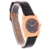 Rolex Cellini Cestello Ladies 18k Rose Gold Slate Dial Watch 5310