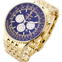 Breitling Navitimer Heritage Yellow Gold