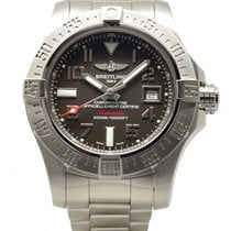 Breitling Avenger II Seawolf Automatic 45mm Grey Dial A1733110...