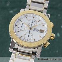 Girard Perregaux 7000 Chronograph Stahl / Gold Automatik