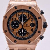 Audemars Piguet Royal Oak Offshore Chronograph Rose Gold NEW