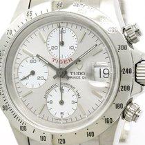 Tudor Polished  Chrono Time Prince Date Tiger Automatic Mens...