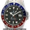 Rolex GMT-Master Vintage Pepsi Bezel Black Crackled &amp;#39;Spide...