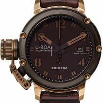 U-Boat Chimera Black and Bronze Limited Edition